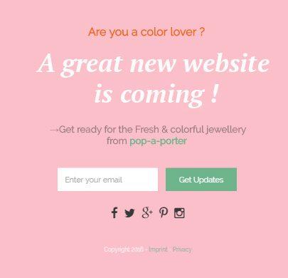 newweb-siteiscomingsoon