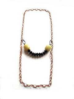 copper-chain-green-26-black-beads
