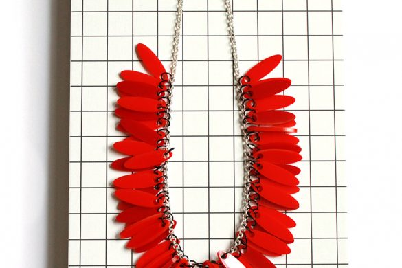 new statement necklace by pop-a-porter